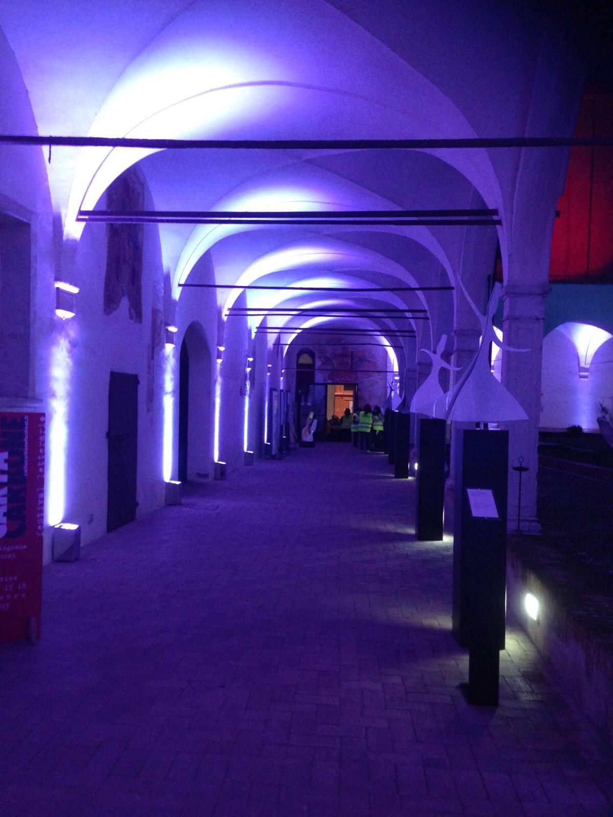 Museo Santa Caterina treviso Mind srl illumina carta carbone festival letterario